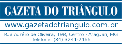 Logotipo Gazeta do Triangulo
